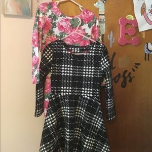 Girls bundle dresses xs 4